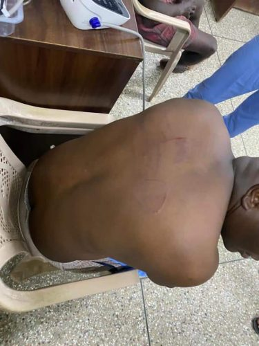 MP Elect for Keta Constituency Attacked