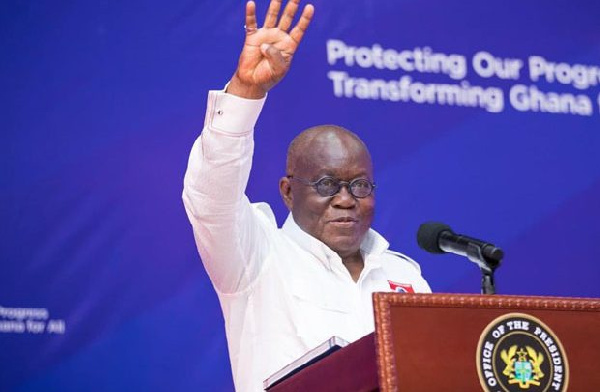 Akufo-Addo is winner of 2020 elections