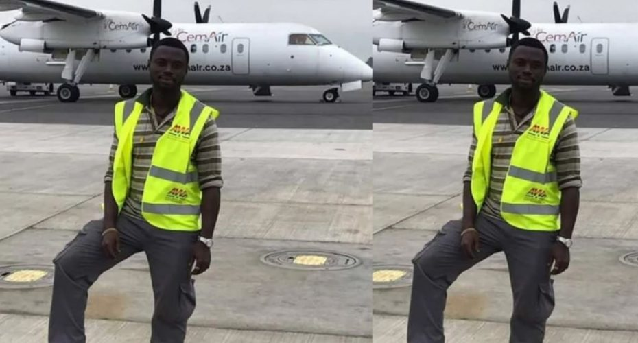 Suspected killers of African World Airline Engineer say they mistook him for a pig