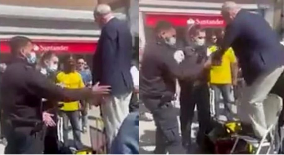 71-year-old pastor arrested for telling congregants that God created only 2 genders (video)