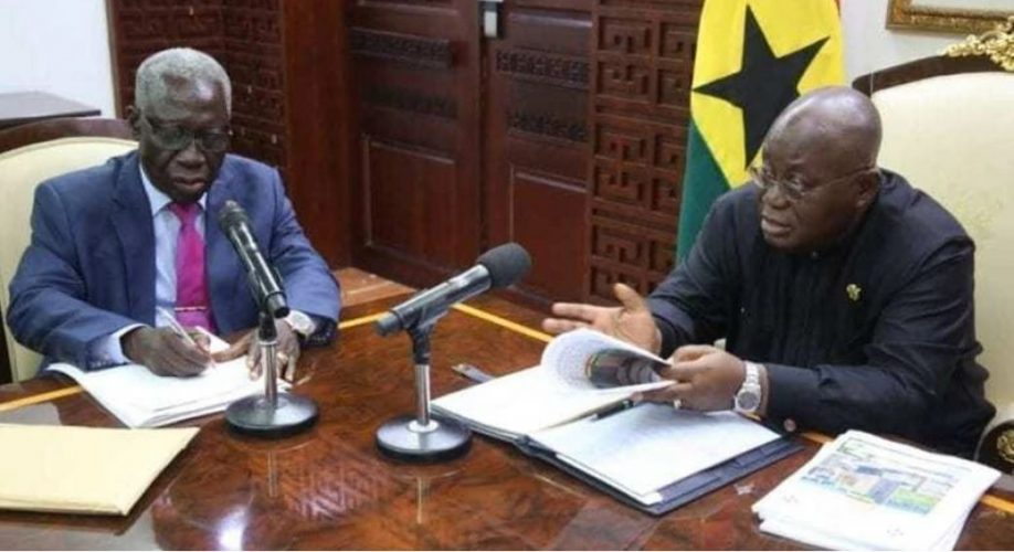 Osafo-Maafo becomes Senior Presidential Advisor to Akufo-Addo